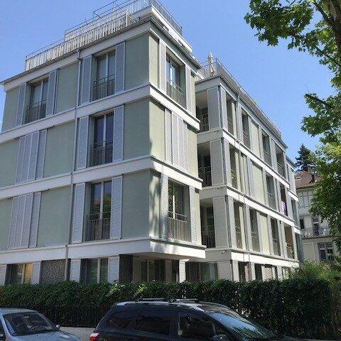 Wohnhaus Schmelzbergstrasse 52, 8044 Zürich