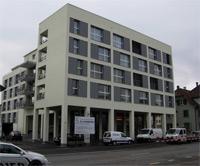 Alters-Mietwohnungen und Geschäftshaus Schaffhauserstrasse 58/60, 8152 Glattbrugg