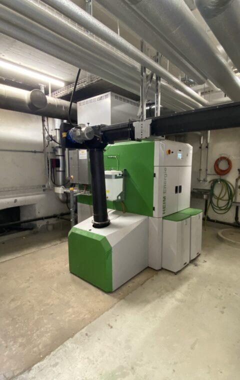Ersatz Energiezentrale Im Kehl 2+4, 5400 Baden
